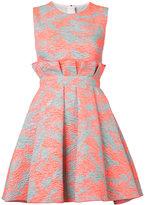 MSGM brocade dress