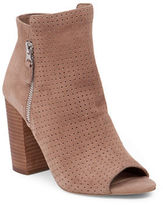 Jessica Simpson Keris Suede Leather Booties