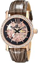 Burgmeister Women's BM158-305 Malaga Automatic Watch