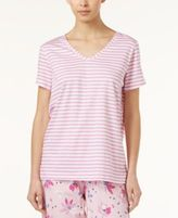 Hue Striped Pajama T-Shirt