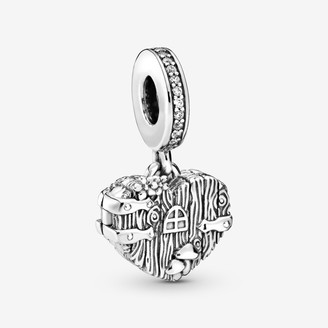 Pandora Home Sweet Heart Dangle Charm
