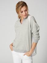 525 America Eyelet Sweatshirt