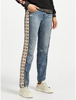 Maison Scotch Star Jeans, Blue