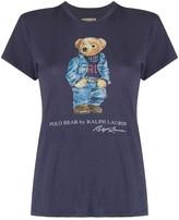 Polo Ralph Lauren Polo Bear-print cotton T-shirt