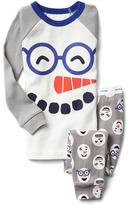 Gap Happy snowman sleep set