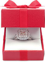 Macy's Diamond Cluster Ring (3 ct. t.w.) in 14k White Gold