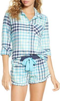 BP Flannel Short Pajamas
