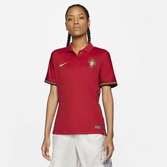 Nike Women's Soccer Jersey Portugal 2020 Stadium Home