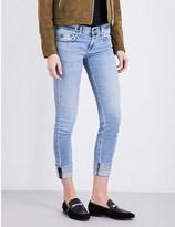 Rag & Bone Kensington stright mid-rise jeans