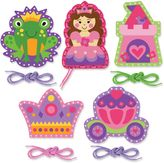 Stephen Joseph Princess Lacing Cards (Set of 5)