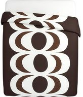 Kaivo Chocolate Full/Queen Duvet Cover