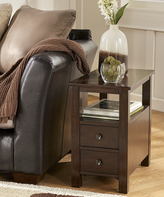 Signature Design by Ashley Dark Brown Marion End Table