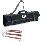 Picnic Time Green Bay Packers 4-pc. Barbecue Tote Set