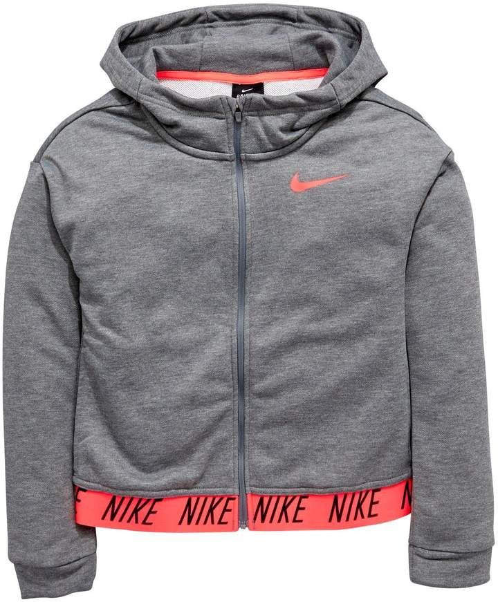 Nike Older Girl Core Studio Dry Full Zip Hoody