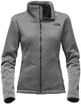 The North Face Apex Chromium Thermal Womens Soft Shell Jacket -/TNF White-TNF Black Herringbon