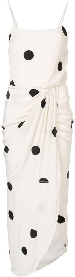 Derek Lam 10 Crosby Cami Dress with Sarong Skirt