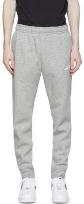 Nike Grey Sportswear Club Sweatpants