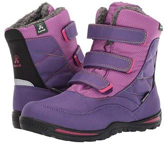 Kamik Hayden (Little Kid/Big Kid) (Purple) Girls Shoes