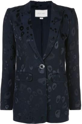 Alexis Renya tailored blazer