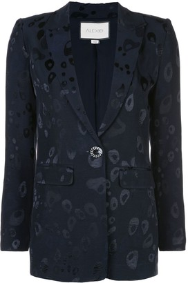 Alexis Renya tailored blazer