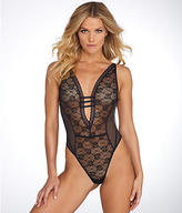 Jezebel Carla Point D'esprit & Lace Bodysuit