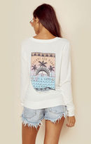 Spiritual Gangster dreams are made of sun & sand sweater