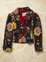 Free People Vintage Quilted Jacket