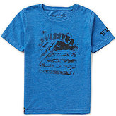 Buffalo David Bitton Big Boys 8-20 Talc Short-Sleeve Tee