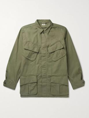 orSlow Cotton-Ripstop Field Jacket