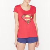 Superman Cotton Short Pyjamas