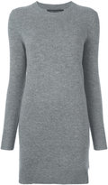 Marc Jacobs knitted dress - women - Wool - XS