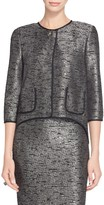 St. John Anaya Sequined Knit Jacket