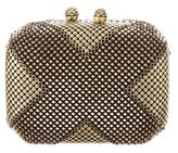Kotur Chainmail Embellished Clutch w/ Tags