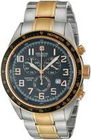 Swiss Military Hanowa Men's New Legend 06-5197-12-007 Stainless-Steel Swiss Chronograph Watch