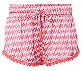 Paloma Blue Paloma Pink Mosaic Print Shorts