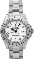 Rolex Pre-Owned 40mm Explorer II Bracelet Watch