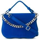 Calvin Klein chain trim shoulder bag