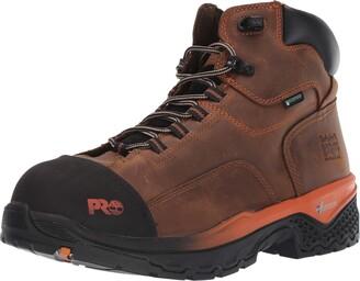 "Timberland Men's Bosshog 6"" Composite Toe Waterproof Industrial Boot"