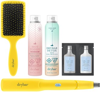 Drybar The Manhattan Glass Hair Kit