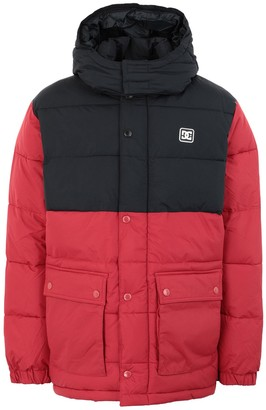 DC Synthetic Down Jackets
