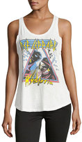 Junk Food Clothing Def Leppard Hysteria Graphic Muscle Tank