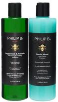 Philip B Man-Pleasing Shampoo Set