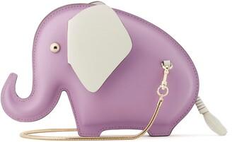 Kate Spade Elephant Leather Crossbody Bag