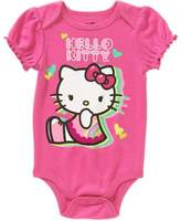 SANRIO Hello Kitty Baby Girls Bodysuit Dress Up Outfit