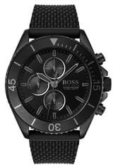 BOSS Ocean Edition Chronograph Rubber Strap Watch, 46mm