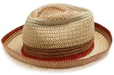 Etro Panama straw hat