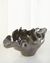 Global Views Meteor Small Decorative Bowl