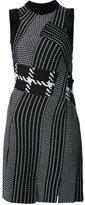 3.1 Phillip Lim sleeveless jacquard dress