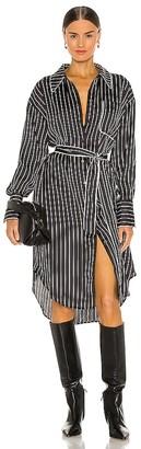 L'Academie Layla Midi Dress