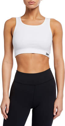 Reebok x Victoria Beckham Ribbed Active Crop Top